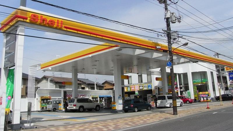 昭和シェル石油サービスステーションイメージ