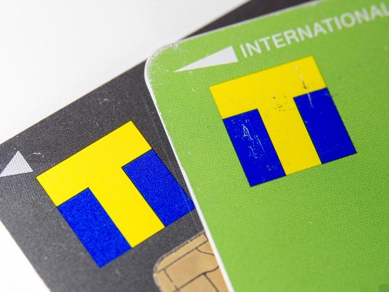 Tカードイメージ